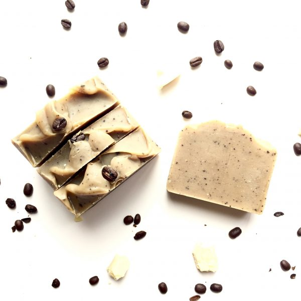Cold Brew Coffee Soap Bar