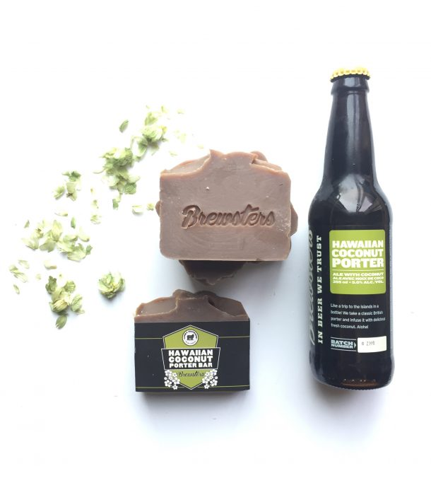 Hawaiian Coconut Porter Bar