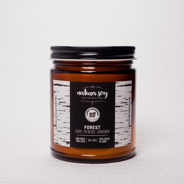 Forest Soy Candle-Canadiana Collection