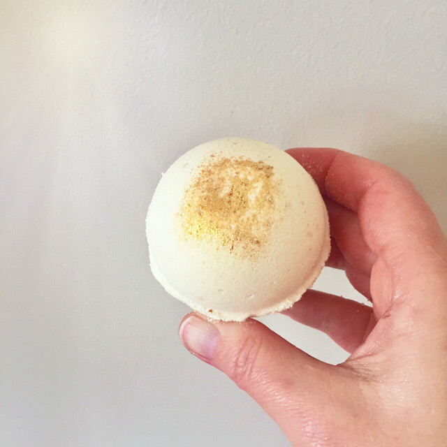 Pineapple Clary Sage Bath Bomb