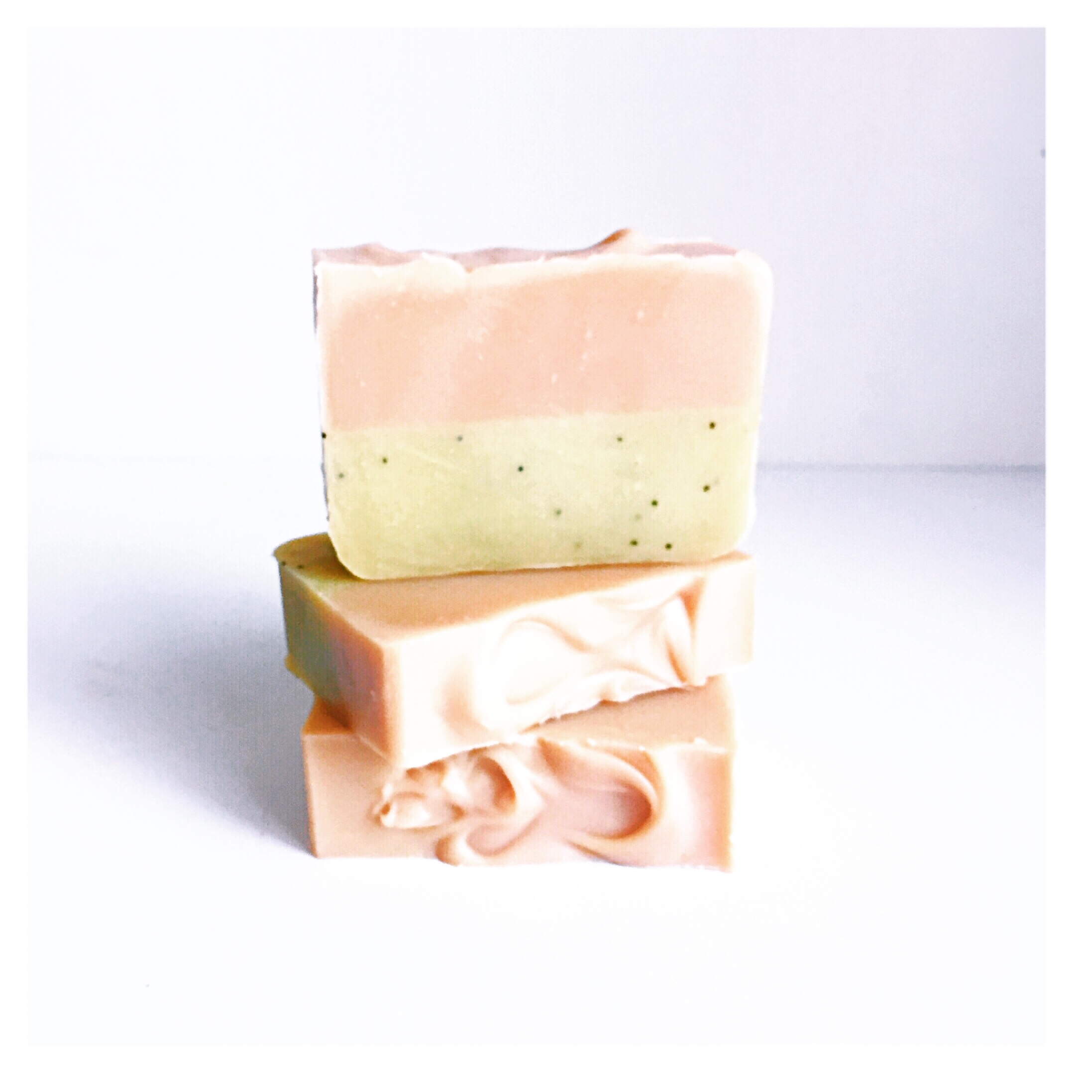 Rhubarb Citrus Bar