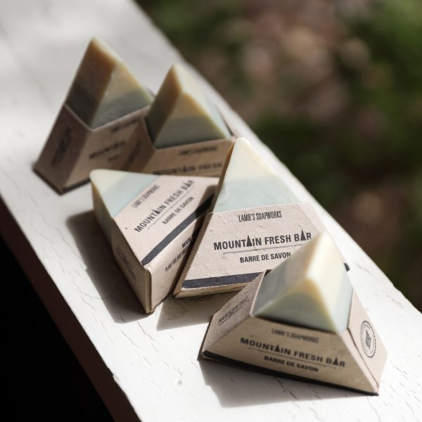 Mountain Fresh Soap Bar