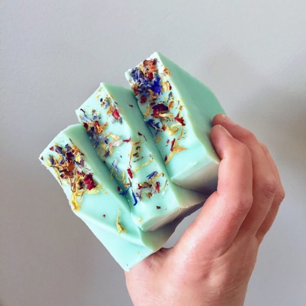 Meadow Flowers Soap