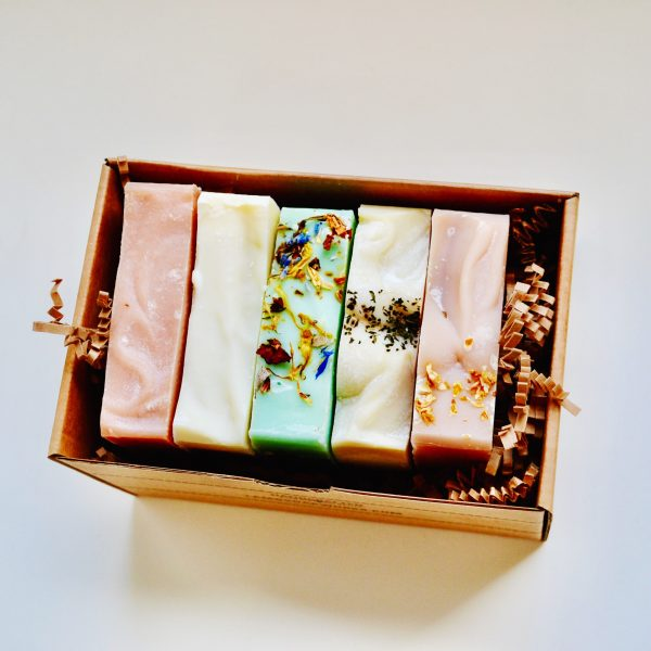 Spring Collection Soap Box Set